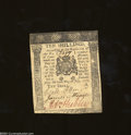 Colonial Notes:Pennsylvania, Pennsylvania July 20, 1775 10s About Uncirculated.This is ...