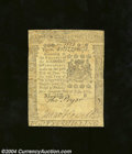 Colonial Notes:Pennsylvania, Pennsylvania July 20, 1775 40s Very Fine. A bit tightly ...