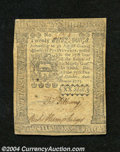 Colonial Notes:Pennsylvania, Pennsylvania October 25, 1775 20s Extremely Fine. A very ...