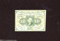 Fractional Currency:First Issue, Fr. 1242 10c First Issue Very Good.Rather well circulated ...