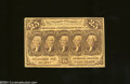Fractional Currency:First Issue, Fr. 1281 25c First Issue Extremely Fine.Some light folds ...