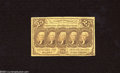 Fractional Currency:First Issue, Fr. 1281 25c First Issue Very Fine-Extremely Fine.This is ...