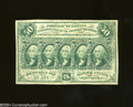 Fractional Currency:First Issue, Fr. 1312 50c First Issue Extremely Fine+.A lightly ...