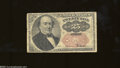 Fractional Currency:Fifth Issue, Fr. 1309 25c Fifth Issue Very Good.There are just a couple ...