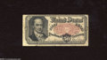 Fractional Currency:Fifth Issue, Fr. 1381 50c Fifth Issue Fine-Very Fine.
