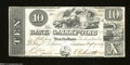 Obsoletes By State:Ohio, Gallipolis, OH- Bank of Gallipolis $10 Aug. 9, 1837
