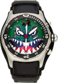 Timepieces:Wristwatch, Corum, Dive Bomber Shark Automatic Chronograph, Limited Ed...