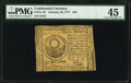 Colonial Notes:Continental Congress Issues, Continental Currency February 26, 1777 $30 PMG Choice Extremely Fine 45.. ...