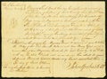 Colonial Notes:North Carolina, North Carolina Counterfeiting Charges Rowan County 1761. Fine-Very Fine.. ...