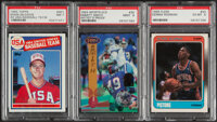 1985 - 1994 Multi Sport Star Collection (3)