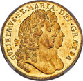Great Britain, Great Britain: William & Mary gold 5 Guineas 1693 MS64 Prooflike NGC,...