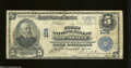 National Bank Notes:Kentucky, Louisville, KY - $5 1902 Plain Back Fr. 598 The First NB