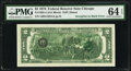 Error Notes:Third Printing on Reverse, Third Printing on Back Error Fr. 1935-G $2 1976 Federal Reserve Note. PMG Choice Uncirculated 64 EPQ.. ...
