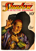 Pulps:Hero, The Shadow - April 1931 First Issue (Street & Smith) Condition: FN-....