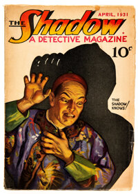 Shadow V1#1 (Street & Smith, 1931) Condition: FN-