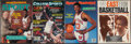 Basketball Collectibles:Publications, 1982-97 Patrick Ewing Publication Lot of 15....