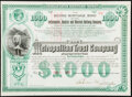 Six Indiana Stocks and Bond Certificates Crisp Uncirculated or Better. ... (Total: 6 items)