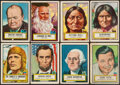 Non-Sport Cards:Sets, 1952 Topps Look-N-See Near Set (129/135). ...