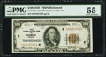 Fr. 1890-E $100 1929 Federal Reserve Bank Note. PMG About Uncirculated 55