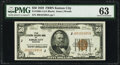 Fr. 1880-J $50 1929 Federal Reserve Bank Note. PMG Choice Uncirculated 63