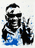 Prints & Multiples, Mr. Brainwash (b. 1966). Brother Ray, 2009. Screenprint in colors on archival paper. 30 x 22-1/2 inches (76.2 x 57.2 cm)...