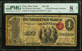 Troy, NY - $1 Original Fr. 380 The National State Bank Ch. # 991 PMG Very Good 8 Net