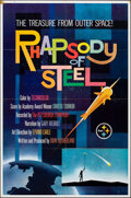 """Movie Posters:Animation, Rhapsody of Steel (United States Steel, 1959). Folded, Very Fine-. One Sheet (27"""" X 41""""). Animation.. ..."""