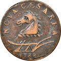 Colonials, 1788 New Jersey Copper, Head Left, Maris 51-g, W-5480, Low R.6, VF30 NGC. ...