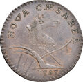 Colonials, 1787 New Jersey Copper, PLURIBS, Maris 61-p, W-5345, R.5, AU53 NGC. ...
