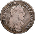 Colonials, 1670-A French Colonies 5 Sols, Breen-256, W-11605, Martin 2-A, R.7, VG8 NGC. ...