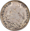Indian Peace Medals, 1794-Dated Great Britain Peace Medal, Jamieson-19, Silver, Fine 15 NGC. ...