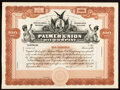 Eight California Stock Certificates. Very Fine or Better. ... (Total: 8 items)
