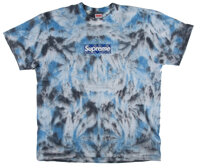 Supreme X Eric Whiteback Supreme T-Shirt, 2001 Hand-dyed cotton short-sleeved t-shirt Size Large Produced by Supreme