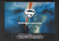 """Movie Posters:Action, Superman the Movie (Warner Brothers, 1978). British Quad (27"""" X39""""). Action...."""