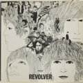 """Music Memorabilia:Recordings, Beatles """"Revolver"""" Promo Mono LP (Capitol 2576, 1966). High oncritics' and listeners' lists alike among the best of all the..."""