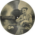 "Music Memorabilia:Recordings, Jimmie Rodgers ""Cowhand's Last Ride"" Rare 78 Picture Disc (RCA 18-6000, 1933). This one from ""The Father of Country Music"" t..."
