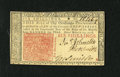 Colonial Notes:New Jersey, New Jersey March 25, 1776 6s Choice New. A wonderfully embossed andvery boldly printed example from this more available New...