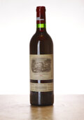 Red Bordeaux, Chateau Lafite Rothschild 1982 . Pauillac . Bottle (1). ... (Total: 1 Btl. )
