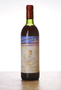 Red Bordeaux, Chateau Mouton Rothschild 1980 . Pauillac . ts,wisl. Bottle (1). ... (Total: 1 Btl. )