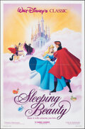"Movie Posters:Animation, Sleeping Beauty (Buena Vista, R-1986). Folded, Very Fine+. One Sheet (27"" X 41""). Animation.. ..."