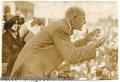 Political:Miscellaneous Political, EUGENE V DEBS PHOTO. Photos of Eugene V. Debs are very hard to f...