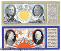Political:Small Paper (1896-present), ROOSEVELT GARNER INAUGURAL TICKETS. Two differently colored past...