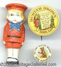 Advertising:Small Novelties, BUSTER BROWN PREMIUM LOT. This cute lot of Buster Brown Shoes pr...