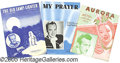 Entertainment Collectibles:Music, SUPER GROUP LOT OF (249) BIG BAND ERA SHEET MUSIC. Outstandin...