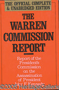 Autographs:U.S. Presidents, GERALD FORD SIGNED COPY OF WARREN COMMISSIOSN REPORT. Signature ...