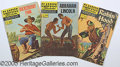 Books:Periodicals, CLASSIC ILLUSTRATED COMIC BOOK LOT. Nice grouping including B...