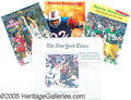 Miscellaneous, (76) PUBLICATIONS LOT. Mostly Sports Illustrated, this lot ha...