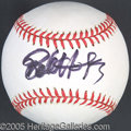 Miscellaneous, BOB HOPE SIGNED BALL. Bob Hope was born for the stage, and his l...