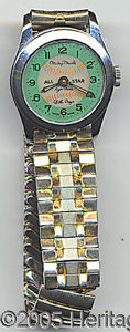Miscellaneous, MICKEY MANTLE/WILLIE MAYS/ROGER MARIS WRIST WATCH. Issued in 196...