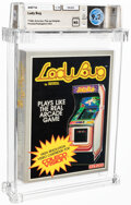 Video Games:Other, Lady Bug - Wata 9.2 NS Glue Seal [1982 Grey box], C.Vis Coleco 1982 USA. ...